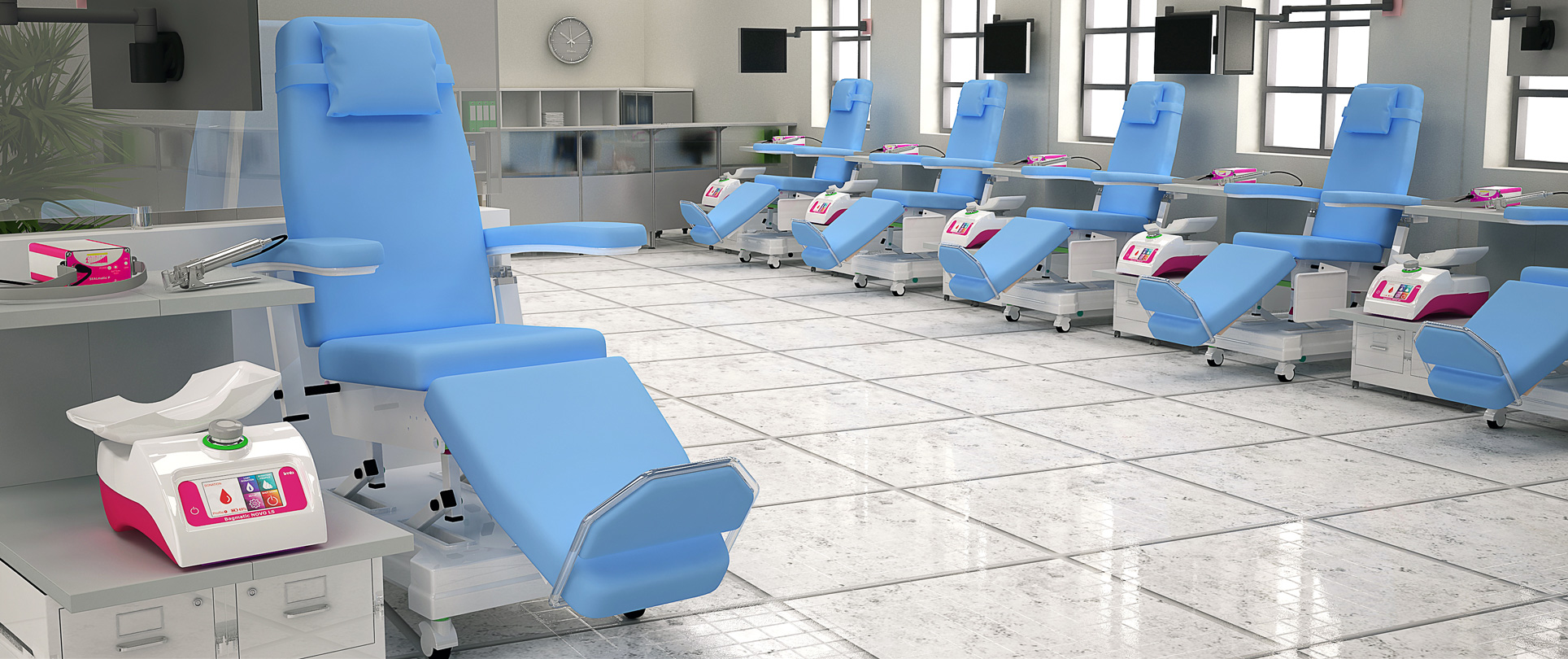 Enjoyable Donation Blood Donation Monitors Donor Lounges Tube Gmtry Best Dining Table And Chair Ideas Images Gmtryco
